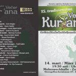 Abend der Koranrezitation