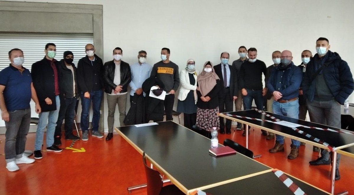 Neugründung des Islamischen Kantonalverbands Bern – IKB