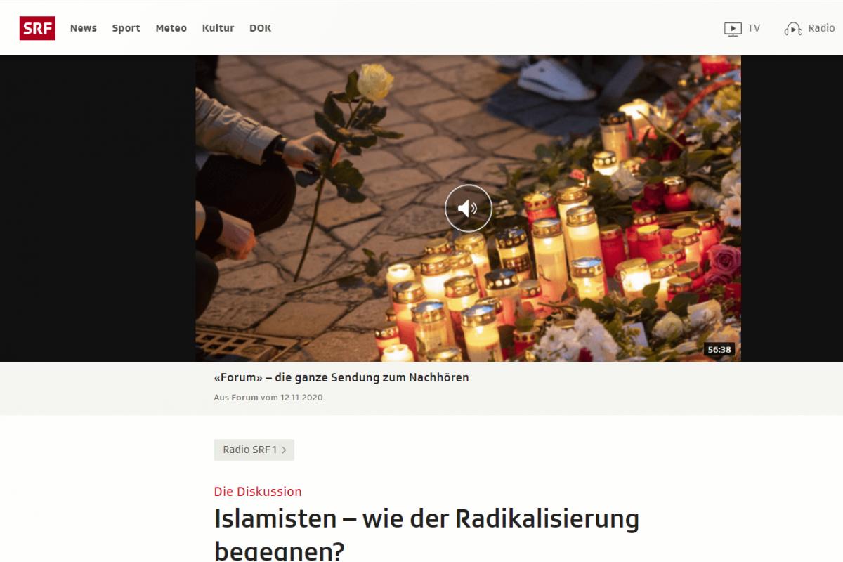 Die Diskussion – Islamisten – wie der Radikalisierung begegnen?