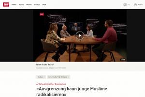 Antimuslimischer Rassismus – «Ausgrenzung kann junge Muslime radikalisieren»