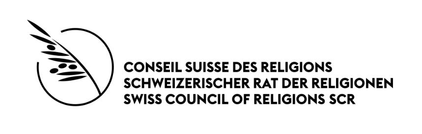 Der Schweizerische Rat der Religionen ruft zum Frieden im Nahen Osten auf/ Le Conseil suisse des religions appelle à la paix au Proche-Orient