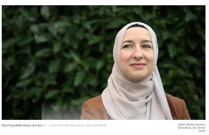 «Die Initiative bringt niemandem etwas»: Eine Ostschweizer Muslimin und Juristin sagt, warum sie das Verhüllungsverbot ablehnt