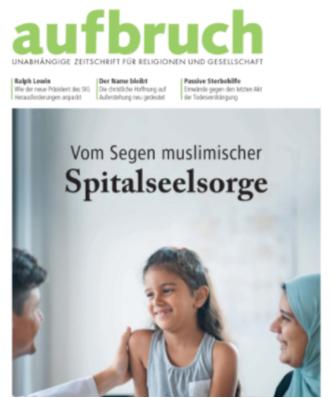 Vom Segen muslimischer Spitalseelsorge