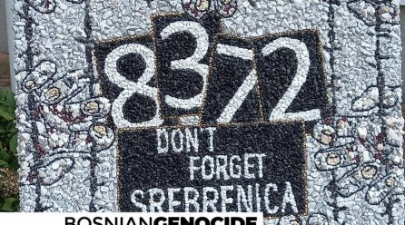 Vioz-Präsident über Srebrenica: «Das Trauma geht weiter»